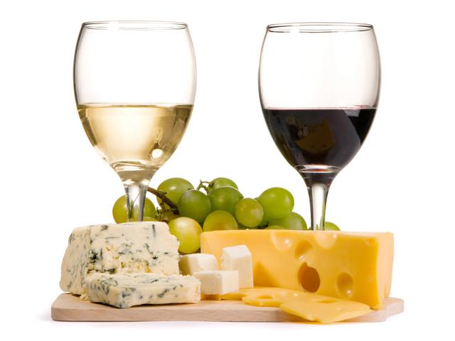 葡萄酒与美食搭配原则