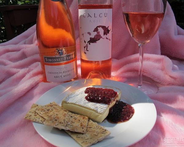 教你学会葡萄酒和美食搭配