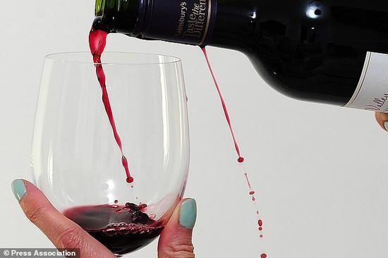 研究称红酒中白藜芦醇摄入过量加速衰老